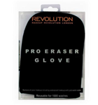Makeup Revolution London Pro Makeup Eraser Glove, Black