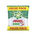 Ariel Complete Detergent Washing Powder- 4Kg Value Pack at 560 only 48% off