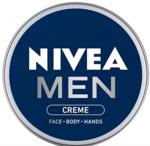 NIVEA MEN Creme, Face Body & Hands, Moisturizing Cream, 75ml