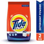 Tide Ultra 3 in 1 Clean Detergent Washing Powder 2 Kg at rs 236MRP-Rs 275