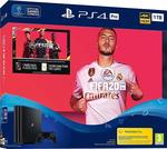 Playstation4 pro 1tb With Fifa 2020 Bundle With 1 Extra Controller @ 35,990