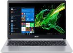 Acer Aspire 5s Core i5 8th Gen - (8 GB/512 GB SSD/Windows 10 Home/2 GB Graphics) A515-54G Thin and Light Laptop  (15.6 inch, Pure Silver, 1.8 kg) at rs 39990 + Bank Offers