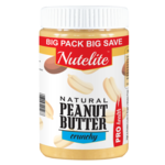 20-40% off On Nutelite Peanut Butter