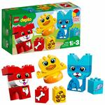LEGO Duplo My First Puzzle Pets Building Blocks for Kids 1.5 to 3 Years