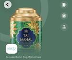 Brookebond Tajmahal tea jar worth ₹450 at 30k CRED coins