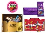 Up to 50% off on Choclates and Cocoa from [Cadbury, Snicker, Bounty and More]