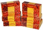 Vaadi Herbals Super Value Luxurious Saffron Skin Whitening Therapy Soap, 75g (Pack Of 6)