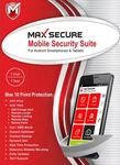 Max Secure 1 Smartphone 1 Year Mobile Security (Email Delivery - No CD)  (Personal Edition)