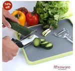 Best price: Floraware Fruit and Vegetable Clever Cutter Rs. 129- Amazon
