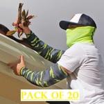 Super loot - 20 Pair designer Arm Sleeve @200