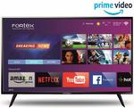 Fortex 80 cm (32 inches) HD Ready IPS LED Smart TV FX32INT01 (Black) @7649 with Axis/Citi cards