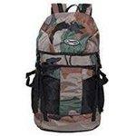 POLE STAR Polyester 44 Ltr Green Trekking Backpack