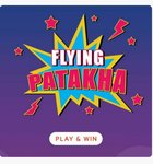 Oyo : Play Flying Patakha Game & Win Oyo Money / CultFit Vouchers
