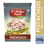 Guaranteed BestPrice: D'Nature Fresh Roasted Salted Pista Pack of 2 (250g + 250g) @ Rs 472