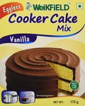 [Pantry]    Weikfield Cooker Cake Mix, Vanilla, 175g