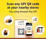 Scan any UPI QR & Pay ₹100 or more & get flat ₹25 cashback