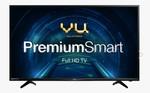 VU 108cm 43 inches Smart Full HD LED TV