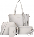 Women Shoulder Bag Bag 2019 Four-Piece Shoulder Bag