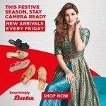 35% OFF on Bata Products