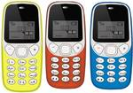45% Off On I Kall K71 Pack of Three  (Yellow & Red & Sky Blue)