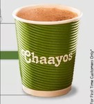 Free Desi Chai at Chaayos( valid for first time customers only)