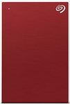 Seagate Backup Plus Portable 5 TB External Hard Drive HDD – Red USB 3.0 for PC Laptop and Mac