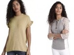 Min. 80% off on Chemistry Casual Tops From Rs. 219
