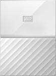 WD My Passport 4 TB Portable Hard Drive (White)