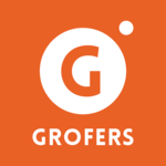 Grofers is sending ₹100 grofers cash in unused account (user specific)