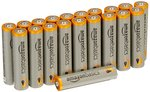 (prime deal) AmazonBasics AAA Performance Alkaline Batteries (20-Pack) - Packaging May Vary