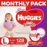 Min 50% off on Huggies Diapers
