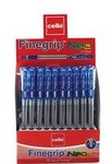 Lowest Ever! Cello Finegrip Neo Ballpen - Pack of 50 (Blue) Rs. 5 per pcs (Free shipping)