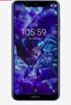 Nokia 5 .1 plus at 6999 + extra 500 off