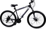 Urban Terrain UT1000 MTB 27.5 T Mountain Cycle  (21 Gear, Black) @9974 (80%  off )+ hdfc bank offer