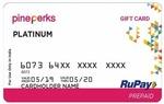 Amazon - Buy PinePerks RuPay Gift Card