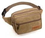 Canvas bag Travel Bag outdoor Waist Belt Funny Pack Holiday Pouch Pocket H/J