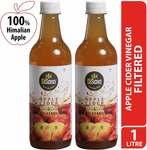 DiSano Apple Cider Vinegar, Filtered- 500 ml (2 x 500ml)