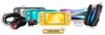 Win Nintendo Switch Lite and lots of ADATA prizes