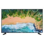 Samsung 125 cm (50 inch) 4k Ultra HD LED Smart TV (50NU7090, Black)