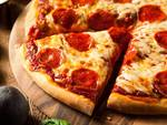 DOMINOS VEL AND NON VEG PIZZAS AT 95/-only