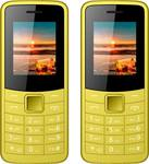 I Kall K73 Combo of Two Mobiles
