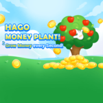 I have planted a seed of Cash Tree and received 200 Rs! You should come and plant trees together. We can get cash from each other's tree. https://i-863.ihago.net/d/qVzNM1