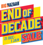 Big Bazaar: Play Game and Get 200 off on 1000 cpn