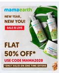 Magicpin: Flat 50% Discount On Mamaearth Voucher ( CODE : MAMA2020)