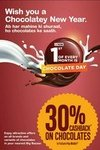 BigBazar Chocolate day (get 30% cashback on chocolates)