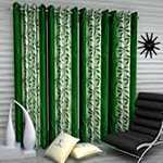 Curtain Set (Pack of 4) at Flat 75% Off for Rs.390