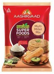 Aashirvaad Nature's Super Foods Multi Millet Mix Pouch, 500 g