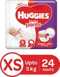 Huggies Wonder Pants Diaper - XS  (24 Pieces)