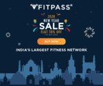 Achieve all your fitness goals with FITPASS | Flat 30% OFF for New Members