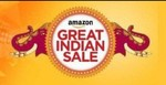Amazon Great Indian sale (20th - 23rd January 2020)-  Upcoming